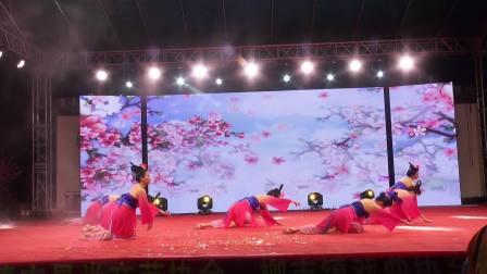 16汉服舞蹈 逐梦令 柳市镇戏曲协会   陈庆 摄