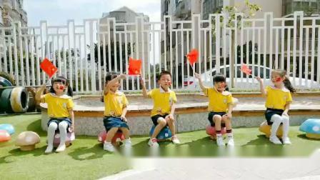 金色阳光幼儿园为祖国打call[爱心],祝祖国母亲生日快乐,祝伟大中国繁荣昌盛🇨🇳