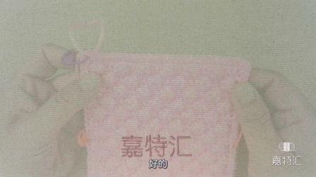 棉艺包包手工编织款式