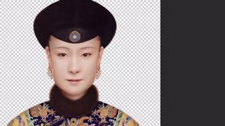 真实的富察皇后到底长什么样?我试着P了一下。#延禧攻略天团 #延禧攻略 @秦岚