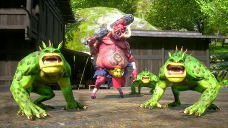 PS4《西游记之大圣归来》9.30宣传片