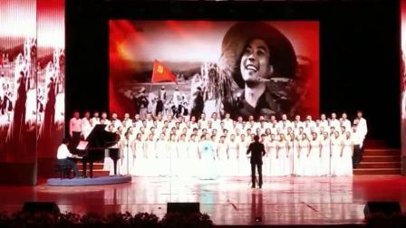 调兵山市庆祝中华人民共和国成立70周年大合唱展演