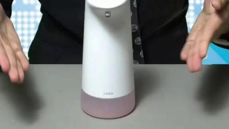 懒人新神器!感应洗手机教你如何洗手机?