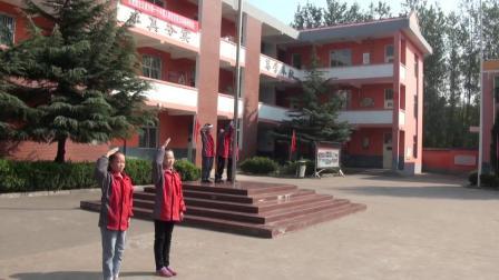 长治市潞州区下秦学校热烈庆祝祖国70周年华诞!
