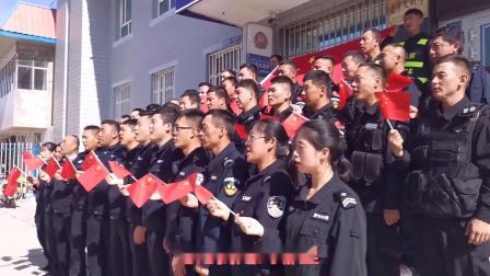 伊宁垦区局阿热勒 唱响我和我的祖国,向伟大祖国献礼 微视频