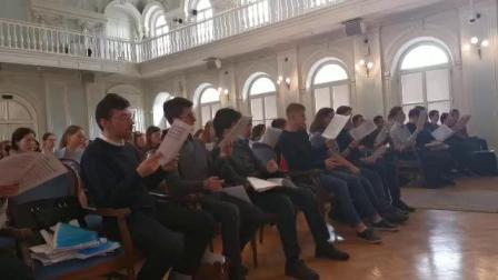 柴可夫斯基音乐学院室内合唱团
