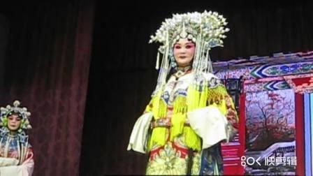 新华河北梆子剧团黄庄演出  秦英征西