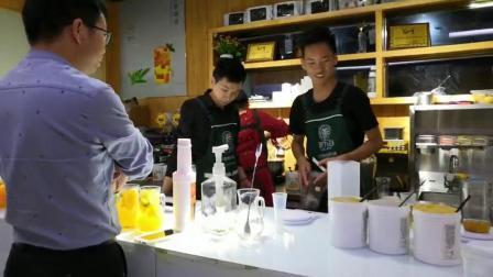 芜湖奶茶培训-茶九度专业饮品课程讲解