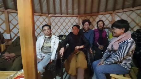 (法談直播)第四天蒙古遊牧度假村~特日勒吉國家公園 2019.09.29