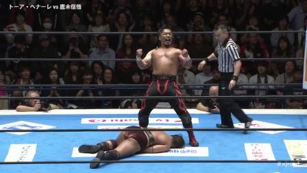 NJPW 2019.10.07 New Japan Road 2019 Day 3 日语解说