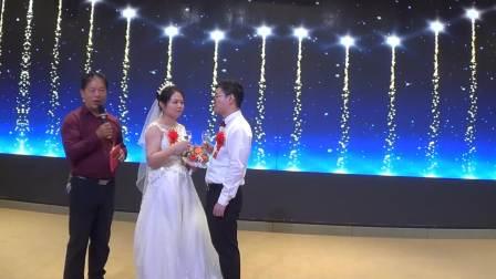 李方旗&何细芳婚礼2019.10.1鄂州汀祖爱你一生鲜花婚庆摄影