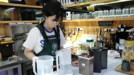 娄底奶茶培训课程-茶九度奶茶技术学校