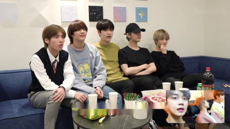 [T:TIME] 'TALK X TODAY 2' reaction - TXT