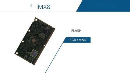 Toradex Apalis iMX8 计算机模块介绍