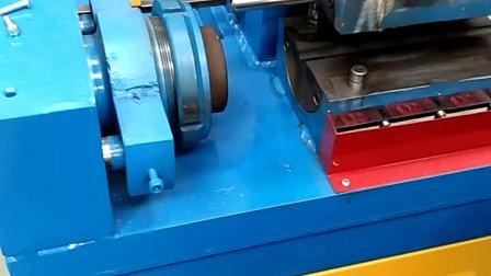 缩螺母机铆管机操作视频
