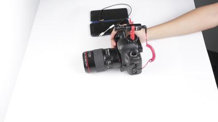 罗德VideoMicro连接方式