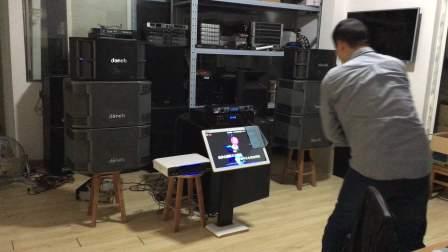 ATX-850EX功放+DB-310T音箱测试2