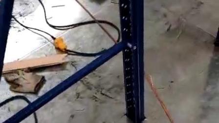 中山钢结构货架如何规划仓储货架定制阁楼隔层 镀锌钢板