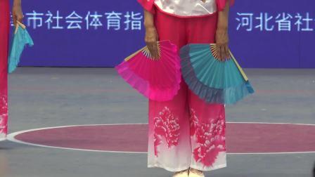 通州区分站赛广场舞团体展示及技能教学比赛