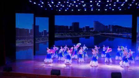舞蹈《我的祖国》开化县红飘带艺术团