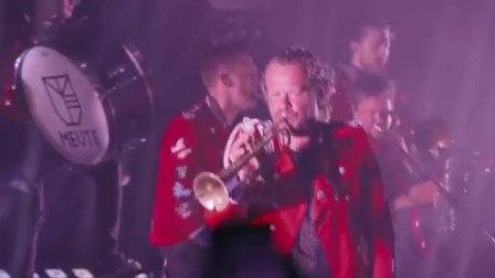 MEUTE live concert au Trianon 2019
