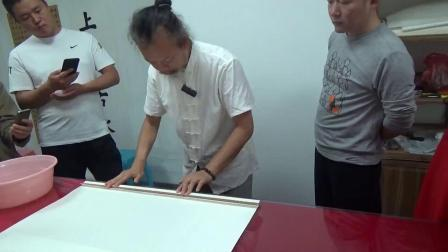 XH-001 裱画公益教学巡回课第一场北京站(2)