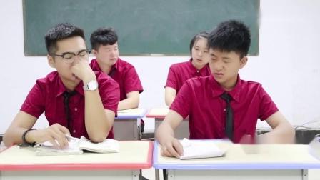 """吃""""爆辣""""青椒串串选体育委员,吃货男同学一口气吃5根,太逗了"""