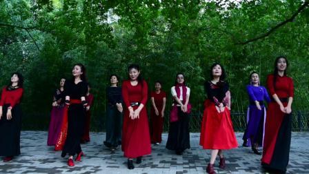 紫竹院杜老师舞蹈《那一日》191004-0130