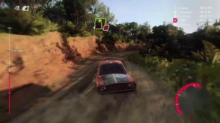 尘埃拉力赛2 DiRT Rally 2.0 历史经典模式一段