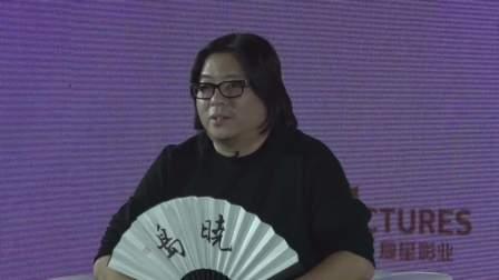 """高晓松笑称自己是""""假人"""",代王力宏与李安导演拥抱 电影《双子杀手》""""破圈""""对谈直播 20191015"""