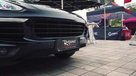 Repose智能阀门排气 支持China GT 赛事活动