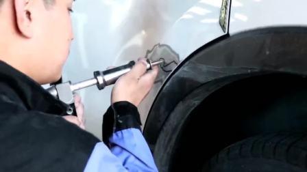 标众汽车维修无腻子数据复原钣金技术培训