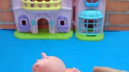 少儿宝宝益智玩具:佩奇一家提前祝小朋友们新年快乐