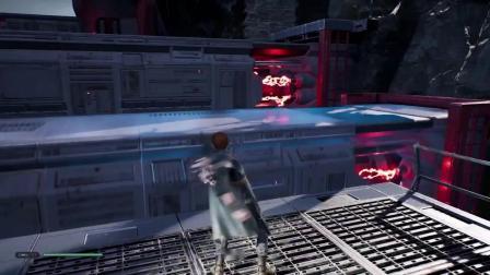 【游民星空】《星球大战绝地:陨落的武士团》21分钟演示