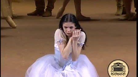 芭蕾舞 吉赛尔(全剧)Osipova和Merkuriev 莫斯科大剧院 2007_标清
