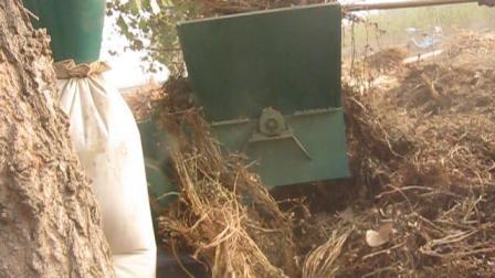 5040多功能豆秧地瓜藤草粉机,双进双出大型中型花生秧苞米秸秆粉碎机,鑫绿金饲料粉碎机