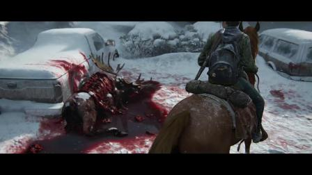 【游侠网】《美国末日2》预告《荒野猎人》化剪辑