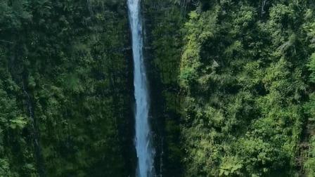 夏威夷大岛Akaka Falls