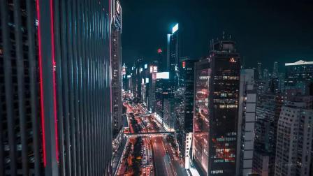 美不胜收的香港