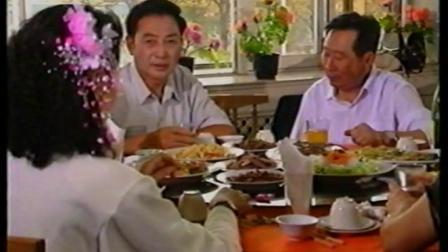 1993年绝版国产电视剧《黑色柔情》01集