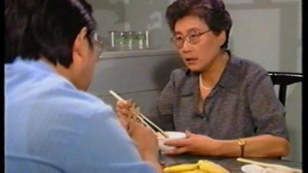 1993年绝版国产电视剧《黑色柔情》02集