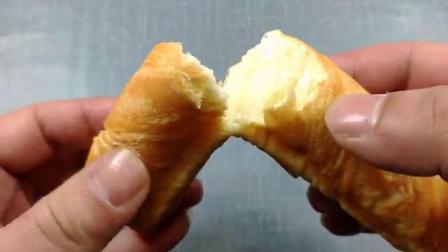 手撕面包棒,味道香醇口感软糯
