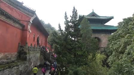 武当山 南岩宫