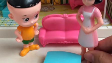 育儿益智动画玩具:水果冰淇淋