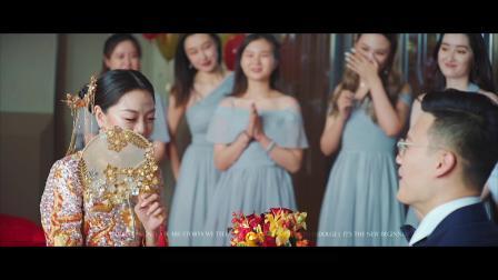 [WE FILM 作品](我们影像)20190825太原皇冠假日酒店婚礼电影