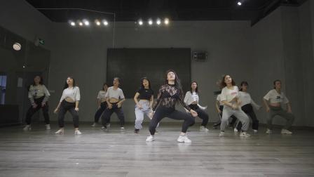 广州舞尚界足声艺术舞蹈培训学校 希雅老师,性感舞蹈风格,爵士舞