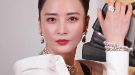 蒋勤勤为宝格丽拍的广告宣传片