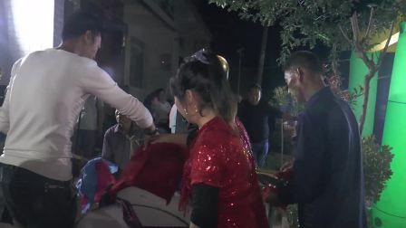 陕西省礼泉县史德镇王都村丁老大人葬礼