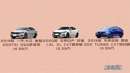 【《主流合资紧凑型车如何选?一汽大众速腾/东风日产轩逸/东风本田思域对比导购》】