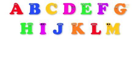 动画片,孩子童谣电视_拼音歌_孩子ABC _总线上的车轮_儿童电视